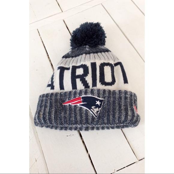 bd4011b5c4cc9 New England Patriots winter hat. M 5b8151a2fb38036caf2398c1